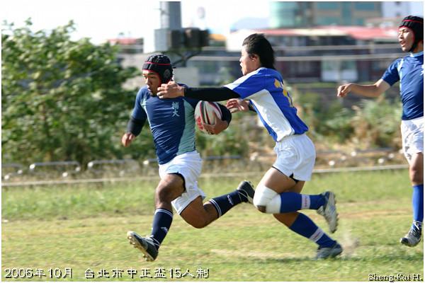 台北體院 VS 輔仁大學B隊(TPEC vs FJU-B)