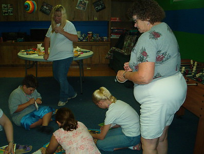 Holy Land Adventure VBS 2006