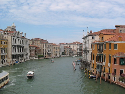 Grand Canal, Venice - Kimberly Collins