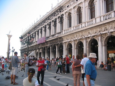 Doge's Palace, Venice - Kimberly Collins