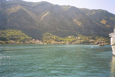 Kotor Bay - Kimberly Collins