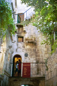 Marco Polo house, Korcula - Kimberly Collins