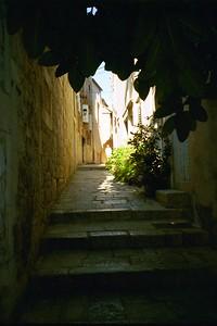 Korcula street - Kimberly Collins