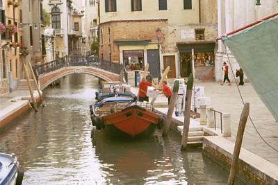 Venice gondola - Kimberly Collins