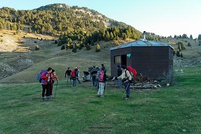 Cabane de Chaumailloux