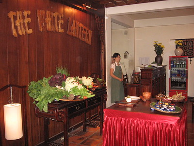 Miss Vy's Cooking Class at the White Lantern in Hoi An - Leslie Rowley
