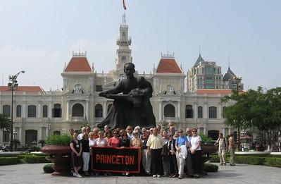 Ho Chi Minh Group Photo - Leslie Rowley