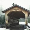 "Covered Bridge...called ""Smith Rapids Covered Bridge""..."
