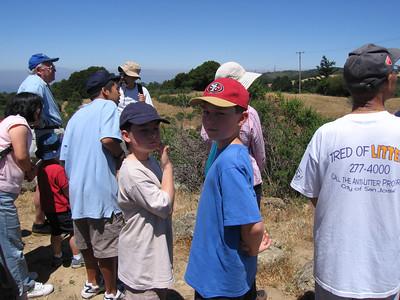 Walking The San Andreas Fault