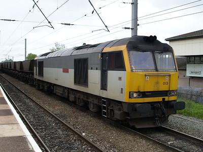 60013 1122/6z59 Liverpool-Ironbridge