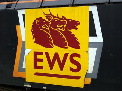 60007  Load Haul / EWS Logo.