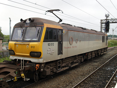 92012 1148/4m41 Mossend-Daventry