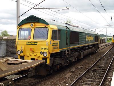 66608 1332/6B65 Castleton-Crewe Basford Hall