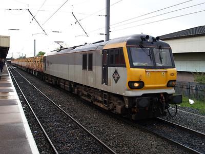 92008  2004/6x12 Carlisle-Eastleigh Enterprise