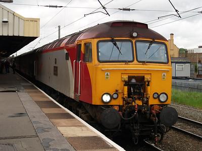 57305  1040 Preston-Holyhead Service