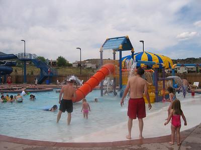 Wilson Ranch Pool - June 2006