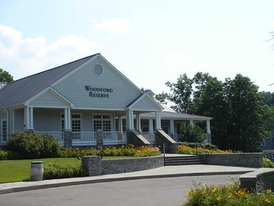 Woodford Reserve Bourbon Distillery Tour