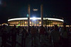 stadium after game