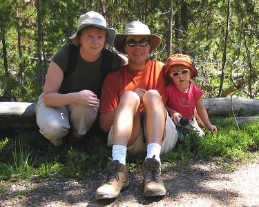 Yellowstone - July 2006