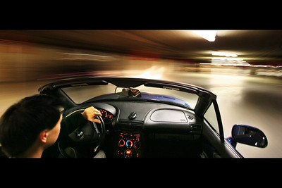 Zooming around in a Z3