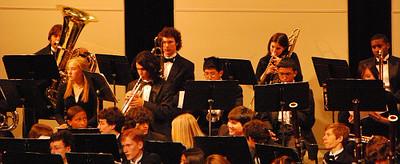 4-10-07 Spring Band Concert