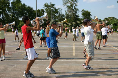 9-6-06 Band Practice
