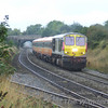 207 passes Cherryville Jct while working the 0700 Castlebar - Connolly G.A.A. Special. Sun 17.09.06