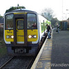 The new order on the block! 2604 + 2603 waits to depart with the 1117 Manulla Jct - Ballina service. Sat 09.12.06
