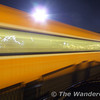 A mk3 blurr. The 1750 Heuston - Westport leaves Heuston. Fri 03.11.06