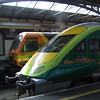 4003 and 210 side by side at Heuston. Fri 15.09.06