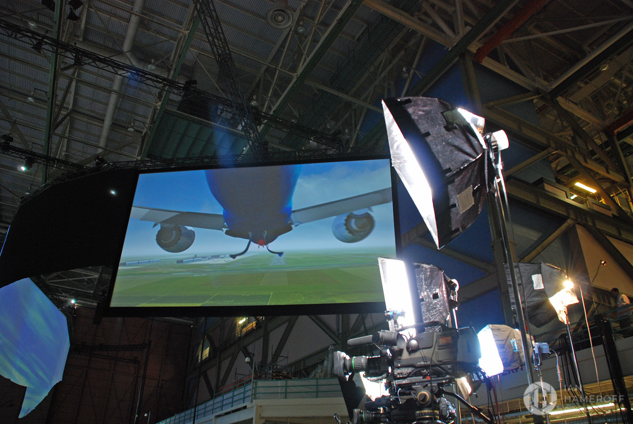 Lights, Camera, Rollout