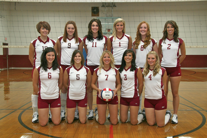 The Lady Volleyball Warriors enter the 2007 season with high expectations.  The Warriors hope to build on the strong finish from the 2006 USCAA National Tournament.  Fueled by strong defense, the Warriors battled to a third place finish in 2006.  While happy with the third place finish, the volleyball team is not satisfied.