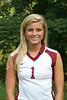 Chelsea Drake (Lutheran North High School) - New freshman middle hitter