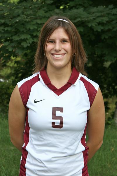 Rachel Schatz - Defensive Specialist
