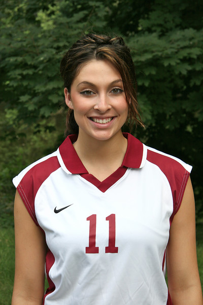 Dana Myers middle hitter transfer from St. Clair County Community College