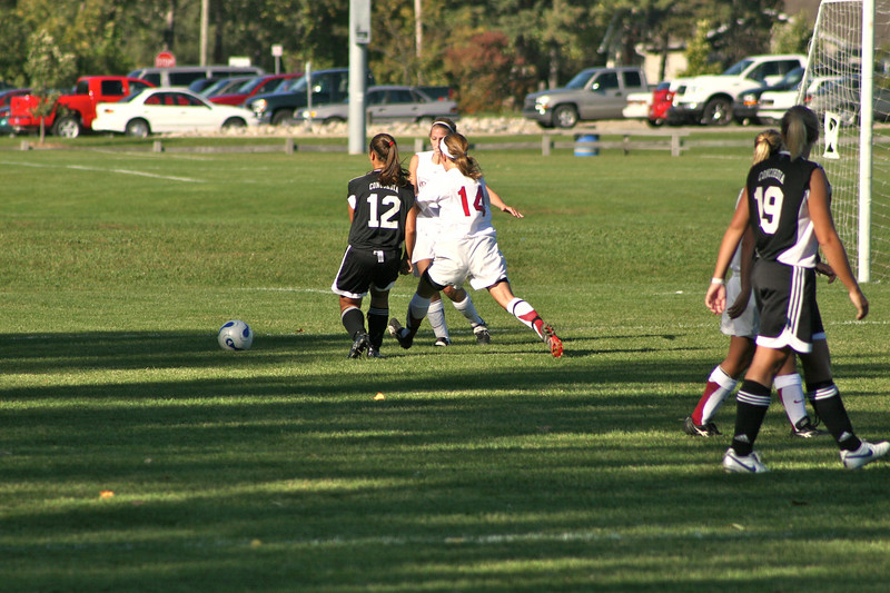 Warriors vs Concordia 2007