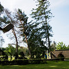 June 2008 High Winds hit the campus