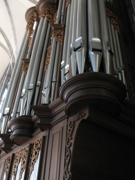 Pipe Organ, Stephansdom