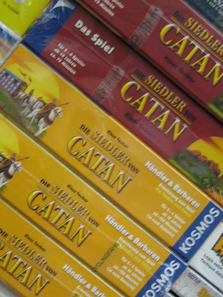 Settlers of Catan. Die Siedler von Catan.