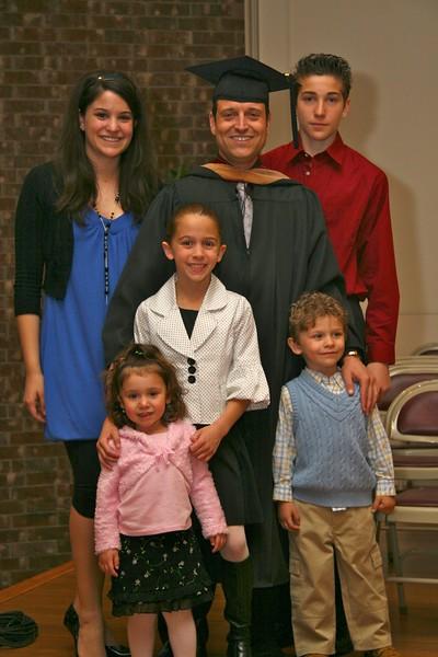 Spring Graduation 2008