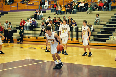 2007-2008 High School Photos (9th, JV, and Varsity)