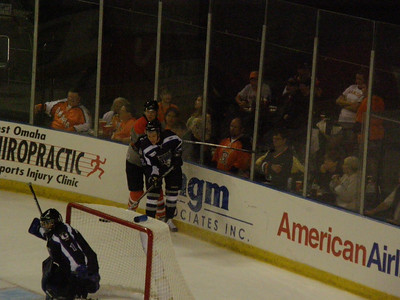 Omaha Lancers v Tri-City Storm Oct 5