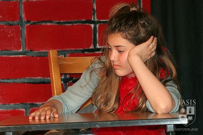 Annie - Middle School Musical 2008