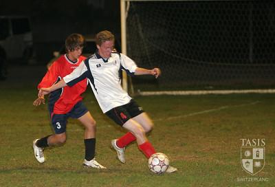 Boys Soccer vs Breganzona