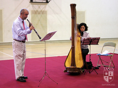 Harp and Oboe Concert