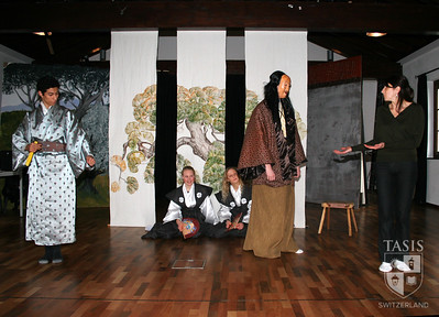 Japanese Noh Theater Workshop