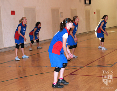 Girls Volleyball 2007