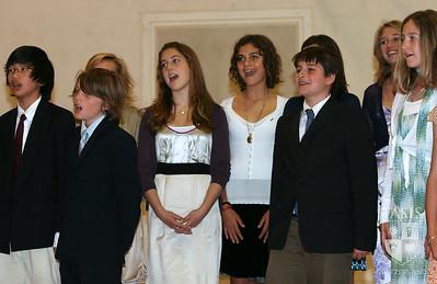 Middle School Graduation 2008