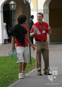 Student and Faculty Orientation 2007