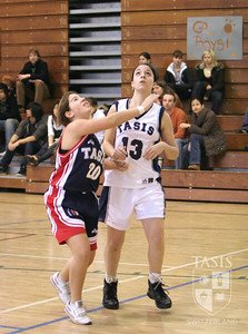 TASIS Basketball Teams in Action